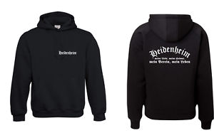 Men-039-s-Hoodie-Hoodie-I-Heidenheim-I-Football-I-Association-I-Patter-I-Fun-I-Funny