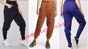 Détails sur Nike Sportswear Femme NSW Polaire Pantalon De Survêtement Taille Haute Pantalon Pantalon Loisirs afficher le titre d'origine