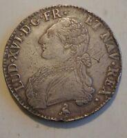 Ecu Louis Louis XVI