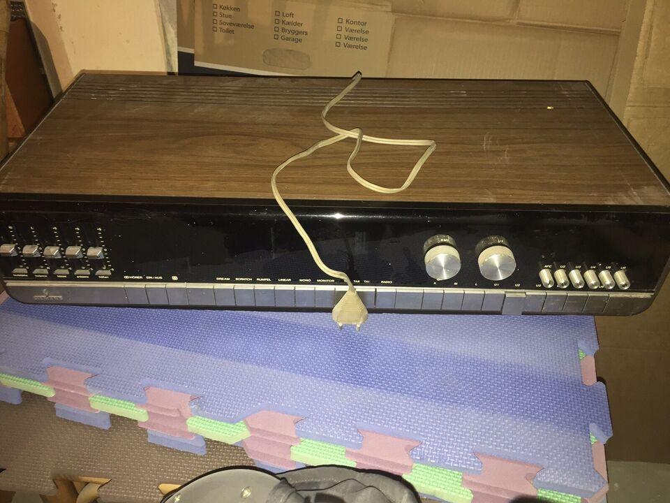 Anden radio, Andet, Siemens Klangmeister RS 302