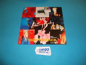 U2 Achtung Baby Interference Zoo (1992) PAL LASER DISC Collectors NO CD NO DVD