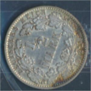 German-Empire-Jagernr-16-1912-J-very-fine-Silver-1912-1-2-Mark-large-Im-7859343