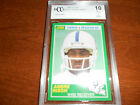Andre Rison GRADED ROOKIE!!!!! Beckett BCCG Mint 10!! 1989 Score #272 HOFer!!-1!