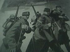 book picture ww1 world war one - 1914 - september french troops head to the fron
