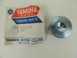 1J3-23111-00 NOS Yamaha Front Fork Bolt Cap 1976-1978 XS750 XS500 Y1756