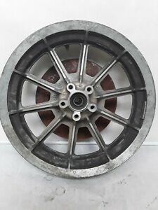 HARLEY-EVO-16-034-REAR-CAST-WHEEL-amp-ROTOR-FLH-FLT-FLHTC-TOURING-MODELS