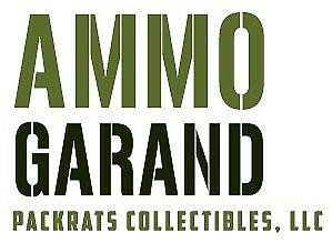 Packrats Collectibles AmmoGarand