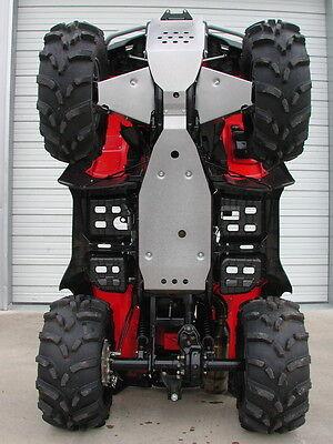 Honda Foreman 500-2005-2011 Skid Plate Front Bash Aluminum SKIDS
