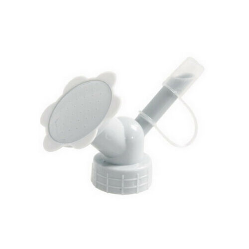 2 In 1 Plastic Sprinkler Nozzle For Waterers Bottle Watering Cans Shower Head ..