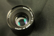 Nikon NIKKOR 105mm f 8  high resolution lens. rare !