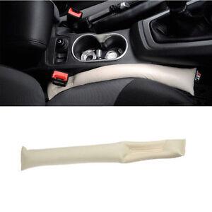 AUTO-CAR-Pad-Gap-Filler-Fondina-Spacer-cintura-sedile-Imbottitura-Distanziatore