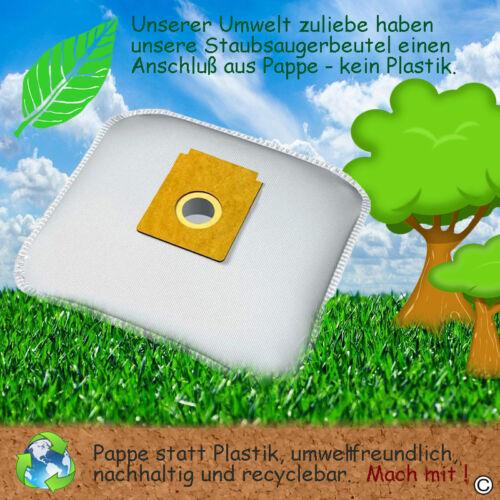 1800 Staubtüten Staubsaugerbeutel passend für EIO ECO 2 Pro Nature Topo 1600