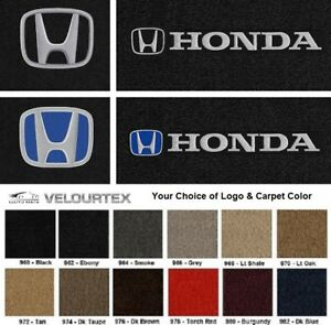 Lloyd Mats Honda Civic Velourtex Front Floor Mats 2012-2013 2 Door Coupe