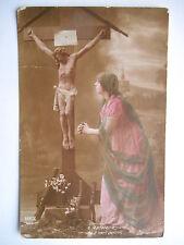 """""""Au pied de la croix comme Madeleine je viens chercher un remède à mes peines"""""""