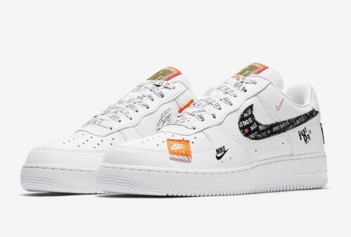 Gs o Jdi 100 1 Nike Negro y Blanco It 07 Prm Ar7719 Air Just Do Tama Force Hombres FwwxBC