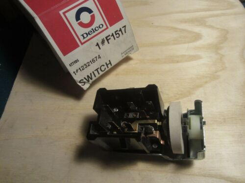 1977 78 79 Ford Mercury Mustang Ranchero Cougar Capri headlight switch NORS