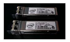 Genuine Intel 10Gbe FTLX8571D3BCV-IT E10GSFPSR E65689-001 for Adapter X520 X710