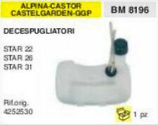 4252530 SERBATOIO DECESPUGLIATORE ALPINA CASTOR CASTELGARDEN GGP STAR 22 26 31