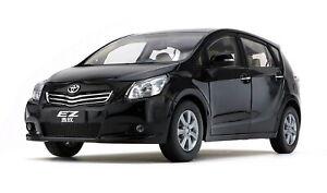 1-18-scale-toyota-ez-verso-Black-DIECAST-Car-Model-Toy-Collection-veneno