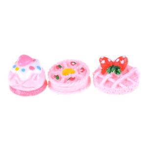 3pcs-Kitchen-Food-Cute-Cakes-1-12-Dollhouse-Miniature-Home-Decoration-3C