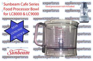 Sunbeam-LC8000-LC9000-Food-Processor-Bowl-LC90017-NEW-GENUINE-IN-STOCK