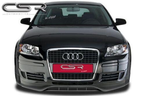 ohne S-Line CSR Frontansatz Audi A3 Schrägheck 3-Türer 8P, 05-08