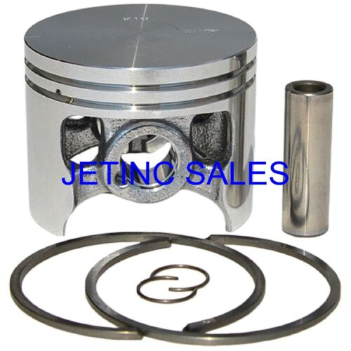 PISTON AND RING KIT W//GASKETS Fits STIHL 046 MS460  52 MM