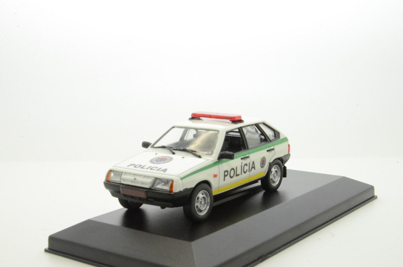 Raro    Lada Vaz 2109 Eslovaquia la policía policía Personalizado 1 43