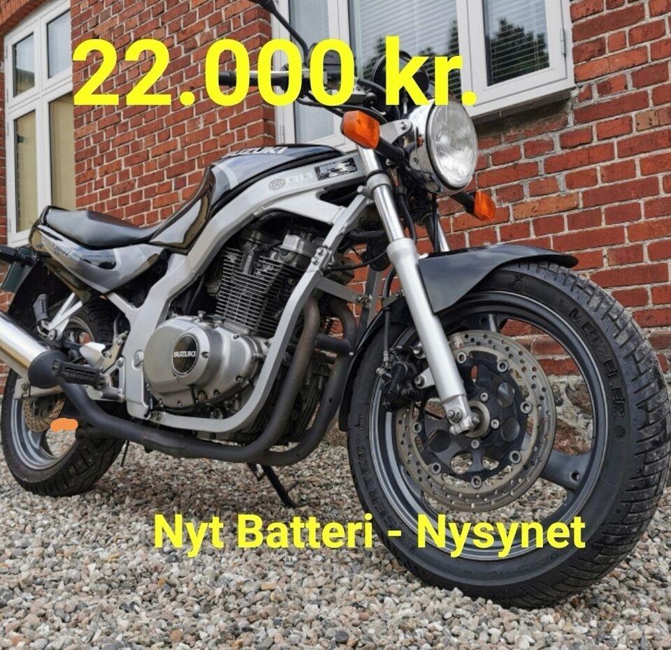 Suzuki, GS 500E, 500 ccm