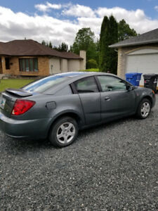 SAFETIED 2007 Saturn Ion 156km coupe 3900$