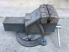 schulz vice anvil Blacksmith Heavy Duty Bench Jaws No. 6 Industrial