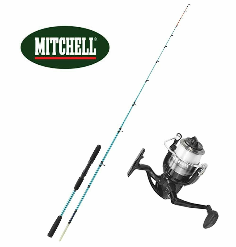 1378275 Combo Canna  Advanta Squid 181 Mitchell Mulinello Advanta 4000FD  FEUG  el mas reciente
