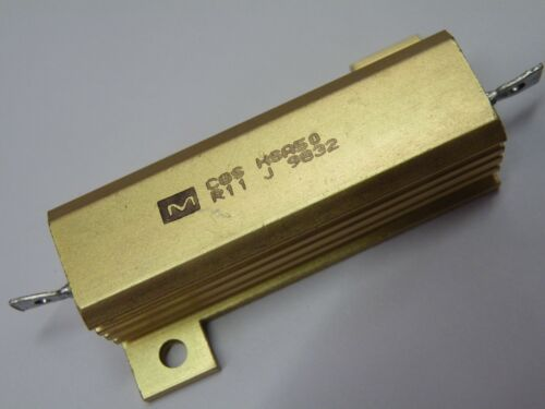 50 Watt Metal Clad Power Resistor 0.11 ohms 0R11 CB10