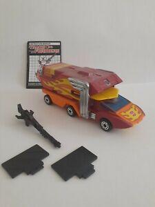 Rodimus Prime G1 Transformers 1986 Complete