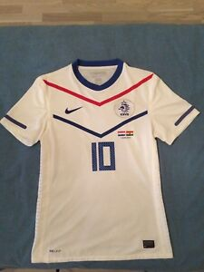 Netherlands-Holland-shirt-jersey-world-cup-2010-Wesley-Sneijder-player-issue-new
