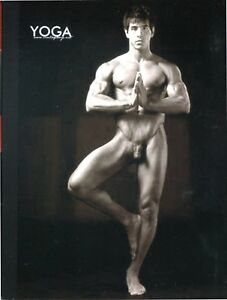 POSTCARD-OF-A-MAN-DOING-YOGA-IN-THE-NUDE-UNKNOWN-MAN