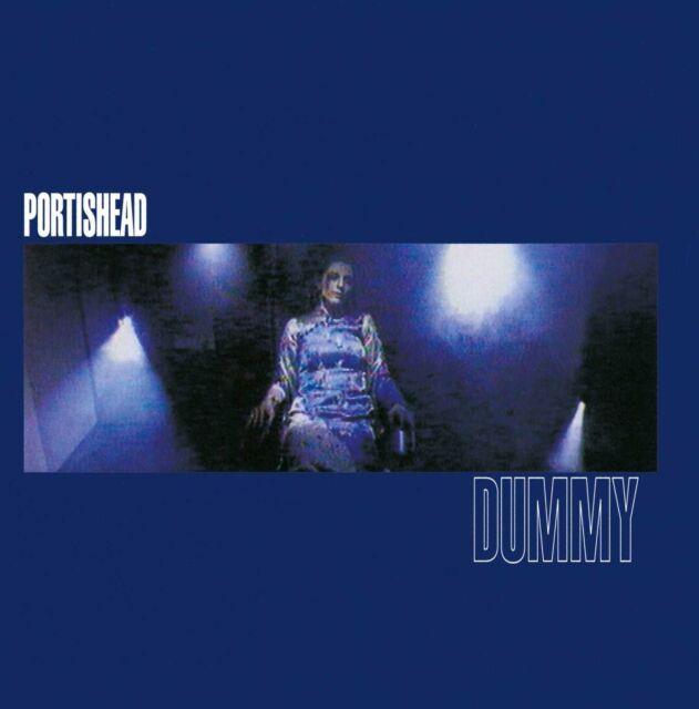 PORTISHEAD DUMMY LP VINYL ALBUM (Reissued December 7th 2018)