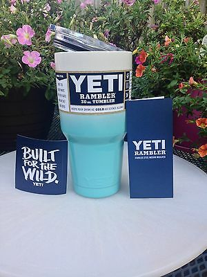 Yeti 30 ounce Rambler cup Ombre 100% Authentic Yeti brand