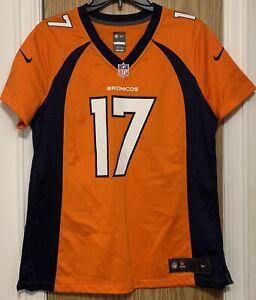 Brock Osweiler Denver Broncos Nike Ladies Jersey Size Large | eBay