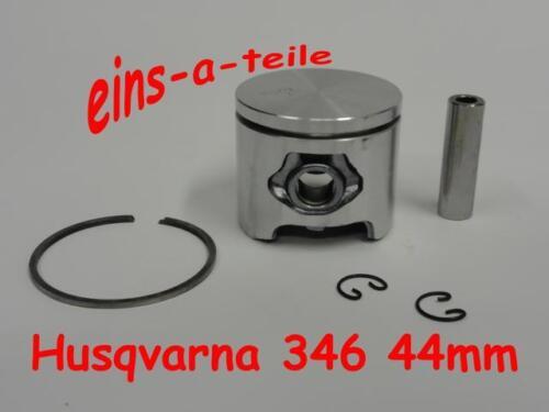 Kolben passend für Husqvarna 346 44mm NEU Top Qualität