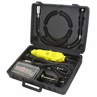 40pc Flex Shaft Rotary Tool Kit Polishing Grinding Accessories Work