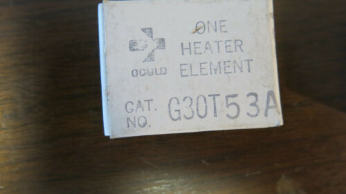 ITE G30T53A Heater Element  NEW
