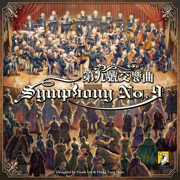 Symphony No.9 - Board Game - New