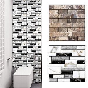 Waterproof Wall Sticker Mosaic Tile