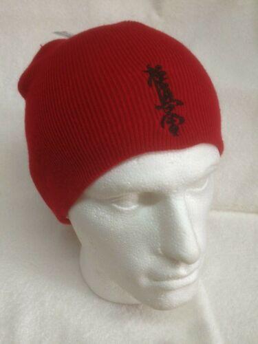 Caps Bobble Hats Woolly Hat Kyokushin Karate Kyokushinkai Beanie