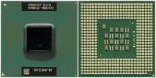Intel Mobile Pentium 4-M, Socket 478, FSB 400, 1.8 GHz, 512 KB L2, SL6FH, Neu