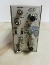 Tektronix 7a26 Dual Trace Amplifier As Is See Pics
