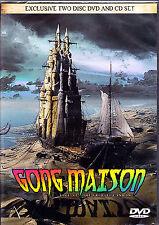 GONG MAISON live at the fridge: london DVD NEU OVP/Sealed