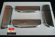 AutoPop Chrome Door Handle Cover for Maruti Suzuki Alto 800 - Set of 4 pcs