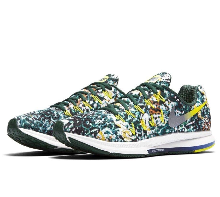 MINT Nike AIR ZOOM PEGASUS 33 Brazilian Rain Forest 875801-400 Mens 8.5 42 EUR